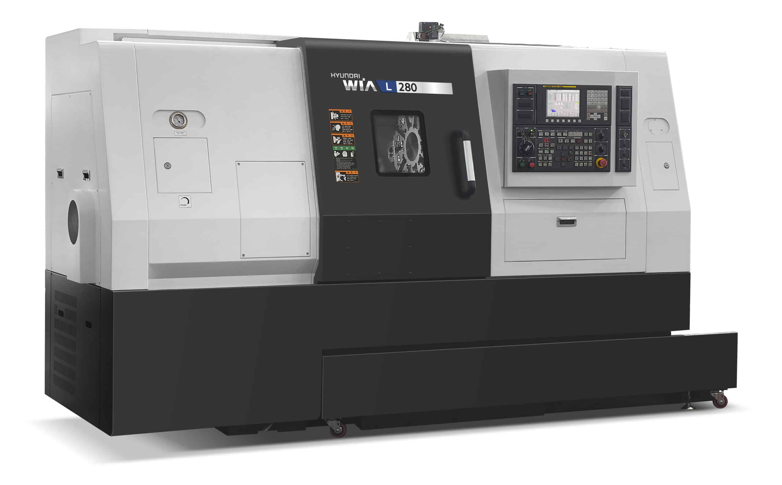 L28 High Performance Turning Center